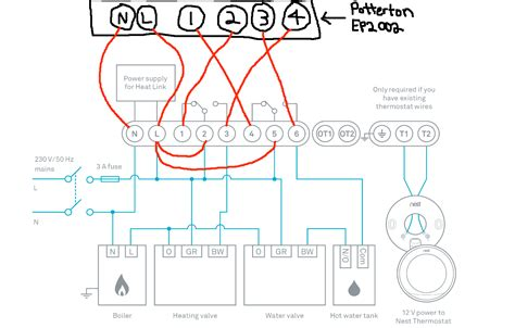nest thermostat wiring diagram fitfathers me
