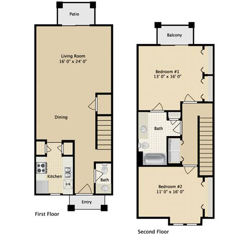 Montgomery Pines Apartments Floor Plans by 100 Townhomes Floor Plans Braemar West Townhomes