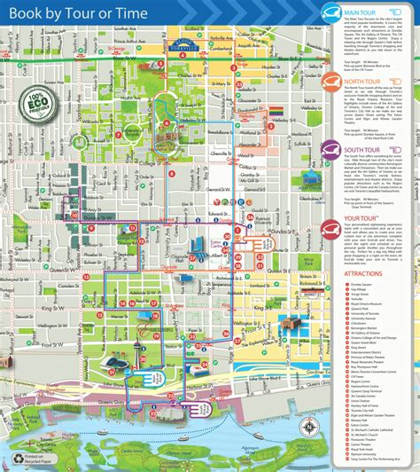 map of tourist attractions buffalo map tourist attractions toursmaps