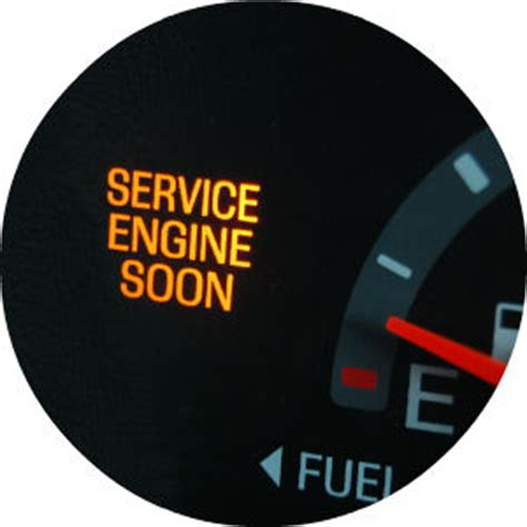 what does service engine light mean what are possible causes for service engine soon light