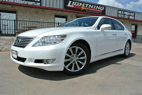 Ls For Sale by 2011 Lexus Ls 460 For Sale Carsforsale