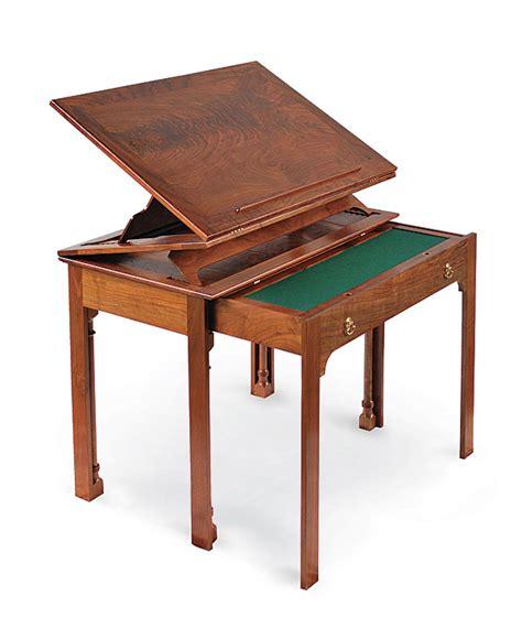 Jefferson Desk by Black Walnut Jefferson Desk