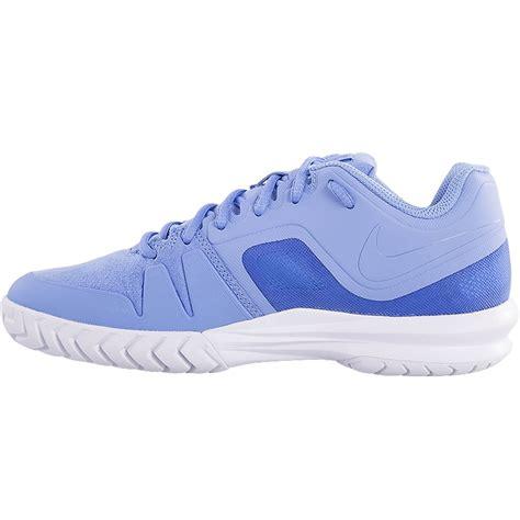 nike ballistec advantage s tennis shoe blue white