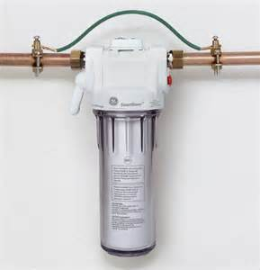 water filter system for home ge household water filtration whole house filter system