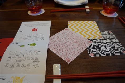 Origami Restaurant Menu - opening weekend at morimoto asia touringplans