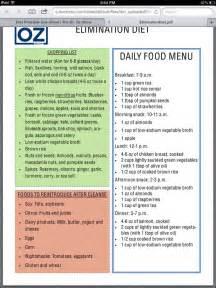 elimination diet for fing food allergies paleo diet
