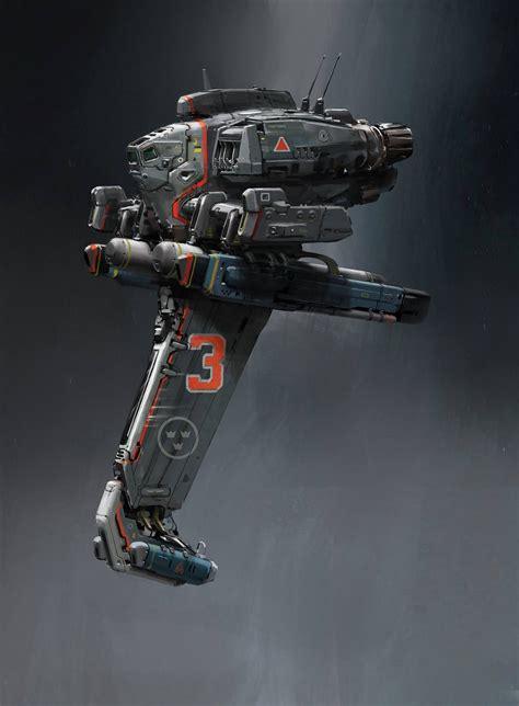concept ships spaceship art by john wallin liberto