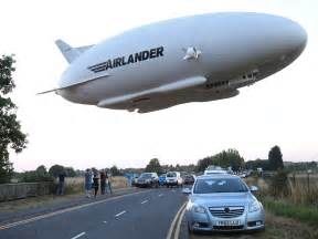 world s airlander 10 world s biggest aircraft has maiden flight the independent