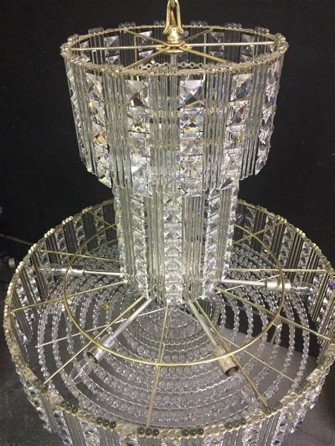Large Glass Chandelier Large Chandelier For Sale At 1stdibs