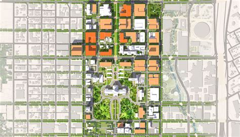 texas capitol complex map texas facilities commission 2016 texas capitol complex master plan page