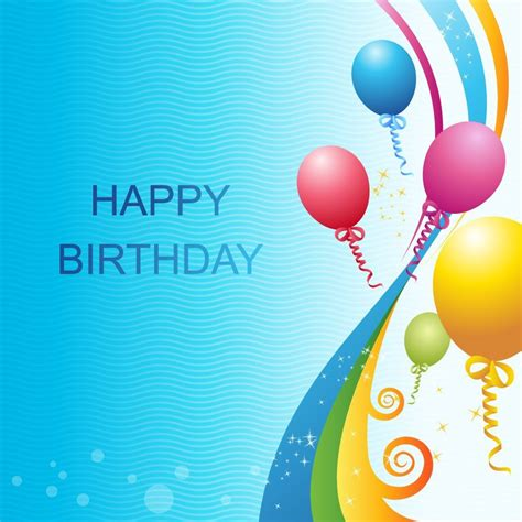 birithday cards template 40 free birthday card templates template lab