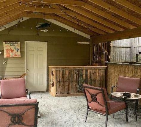 backyard tiki bars 400 best images about outdoor coastal decor living on pinterest beach gardens