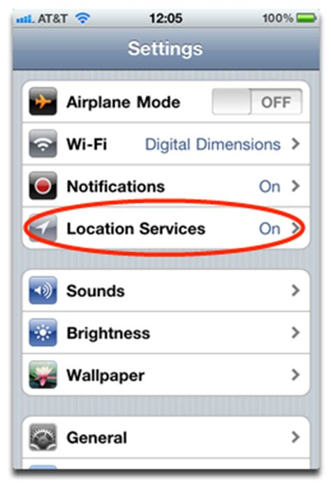iphone location services ios 4 3 3 clearing your iphone location cache the mac observer