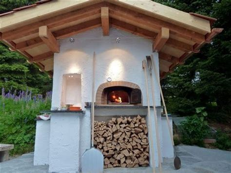 Garten Pizzaofen Bausatz