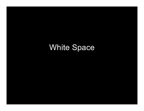 Wordpress White Space Layout | principles of graphic design white space