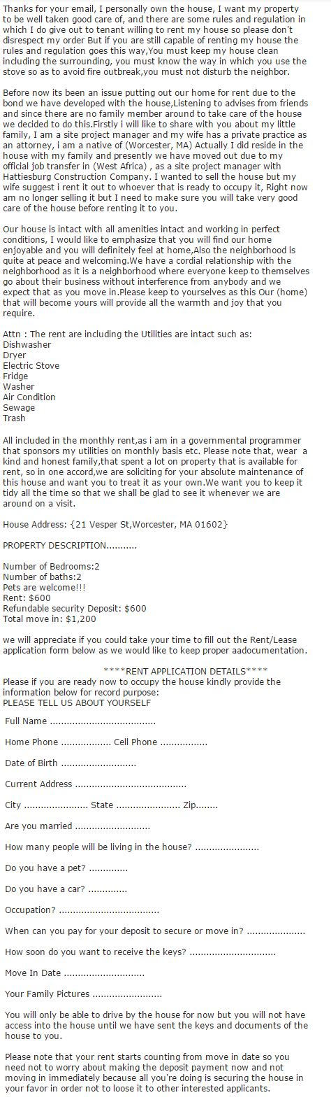 Housing Scams On Craigslist by Craigslist Ma Apts For Rent Awesome Sle Craigslist