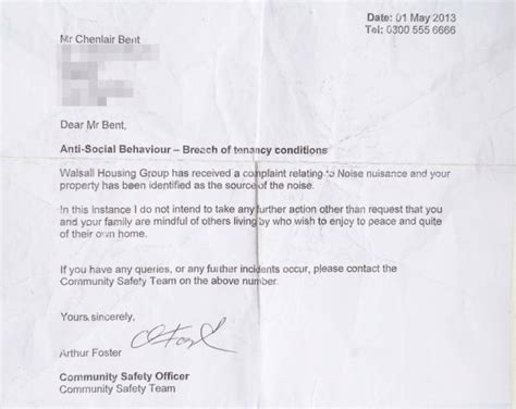 Complaint Letter Template Housing Association complain letters search results calendar 2015