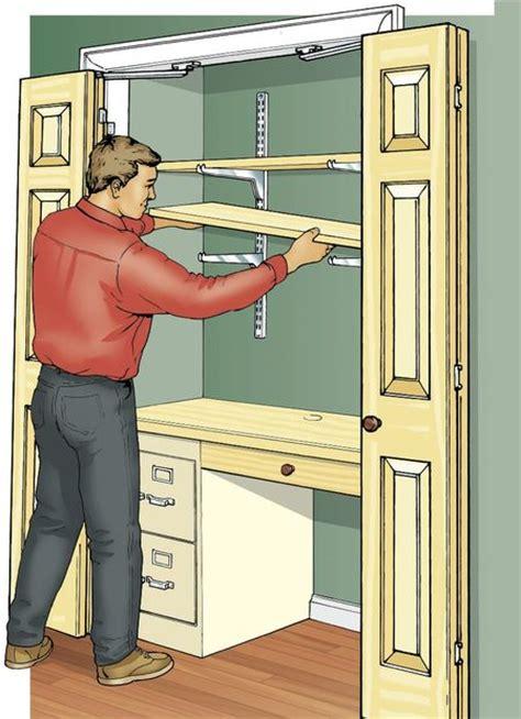 Build a Closet Office