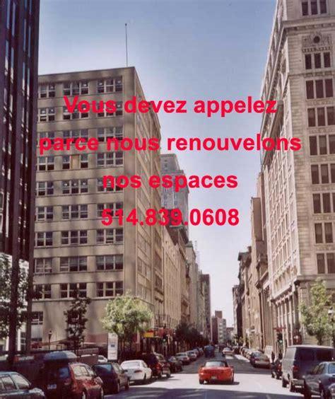 location bureau montreal quot location bureaux rue st jacques 514 839 0608 quot