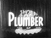 Lantz Plumbing by Oswald The Lucky Rabbit Theatrical Series Walter Lantz