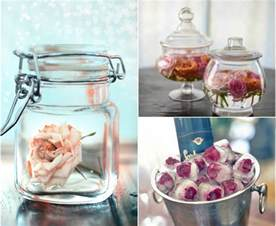 Decorating Ideas Glass Jars Summer Decorating Ideas Glass Jars Bowls Roses