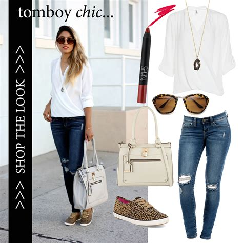 how do i shop the outfits on stylish eve tomboy chic