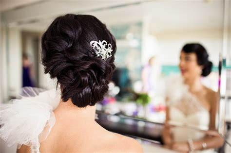 bridal hair side updo vintage wedding inspiration bridal hair updo and hair style