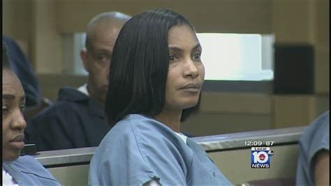 Pleads Not Guilty by Tiniko Thompson Pleads Not Guilty In Miami Officer S