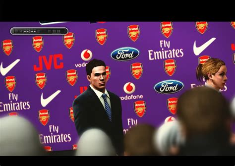 pes modif download kit away arsenal 201314 by adrian18 pes modif download press conference arsenal pes 2013