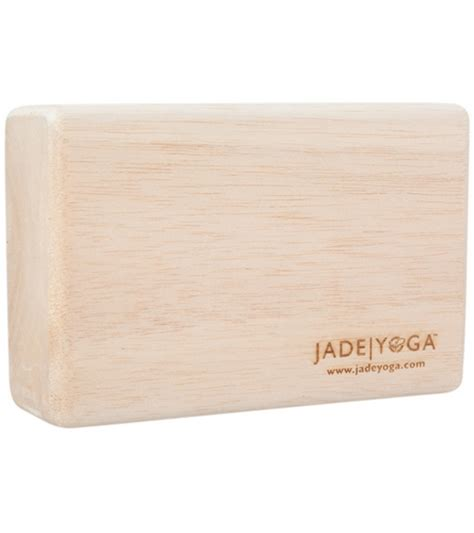 Shoran Jade Therapy Pillow Small jade balsa stability block small 16oz at yogaoutlet