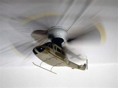 helicopter ceiling fan boys room boys
