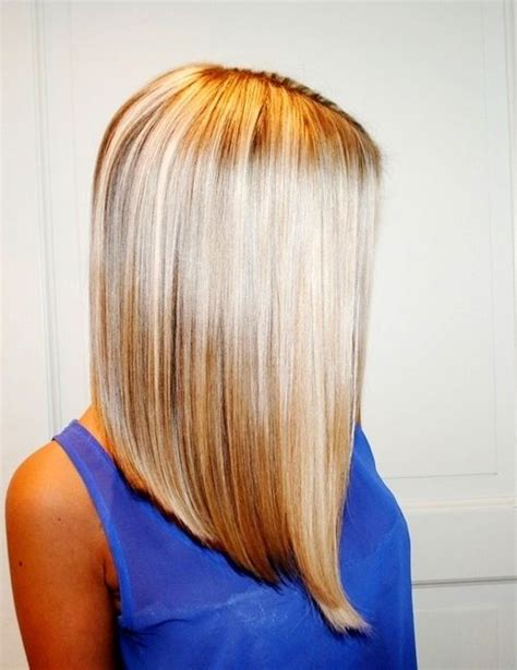 asymmetrical swing bob long bob side view hair pinterest bobs my hair and