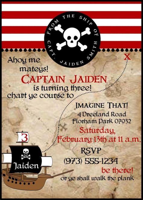 printable birthday invitations pirate free printable pirates birthday party invitations drevio