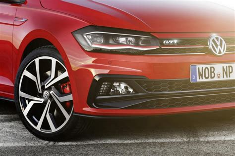 wallpaper hp polos 2018 vw polo gti gets 197 hp and fully digital instrument