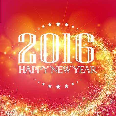 new year 2016 oranges orange 2016 happy new year background free vector in