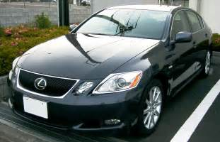 file toyota lexus gs430 2007 jpg wikimedia commons