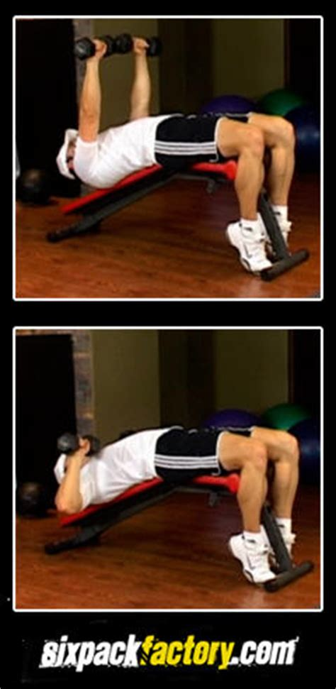 best work out bench best chest exercises decline bench press