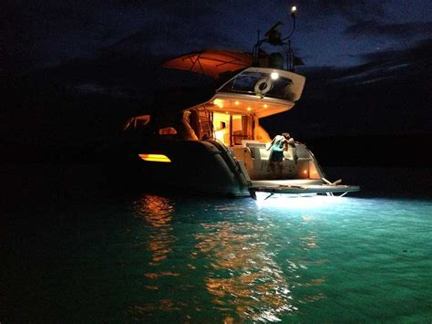 ski boat underwater lights underwater led boat lights underwater lights marine