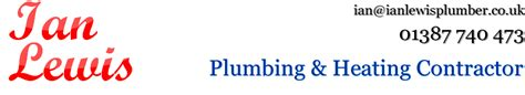 Lewis Plumbing by Heating Services Central Heating Dumfries Ian Lewis