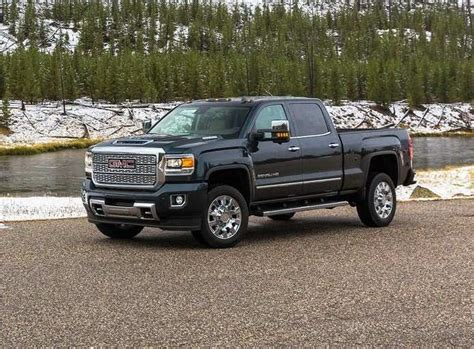release date for 2020 gmc 2500 2020 gmc 2500 release date rating review and price car