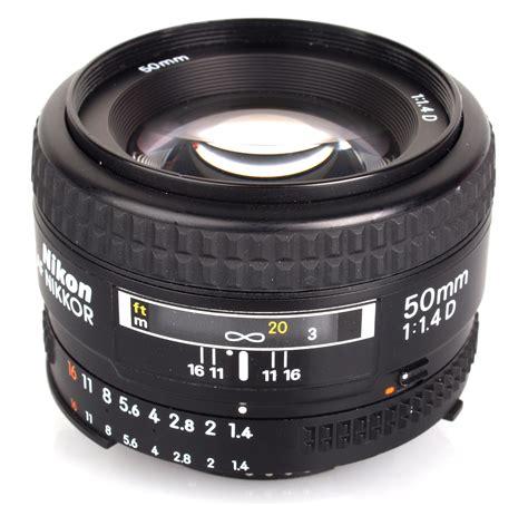 Nikon Lensa Af 50mm F 1 4d Hitam nikon af nikkor 50mm f 1 4d lens review