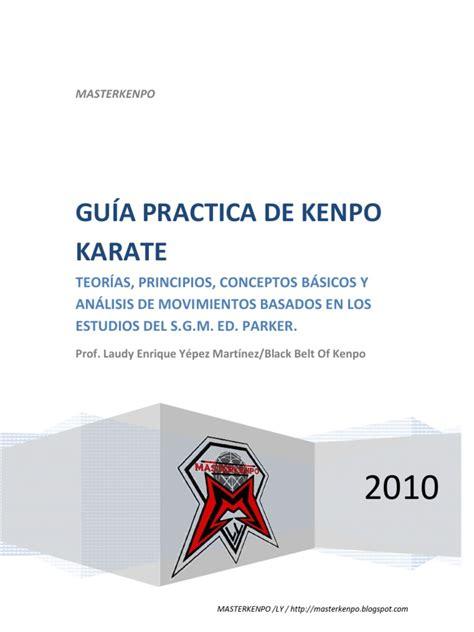 guia practica de hipnosis gu 205 a practica de kenpo karate