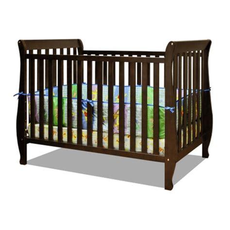 Crib Guardrail by Athena 4 In 1 Convertible Crib With Guardrail 009e