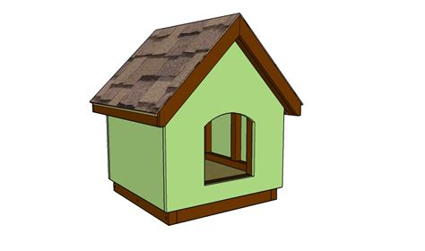 small dog house plans myoutdoorplans  woodworking