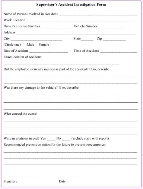 sle investigation report template sle investigation report 28 images sle investigation