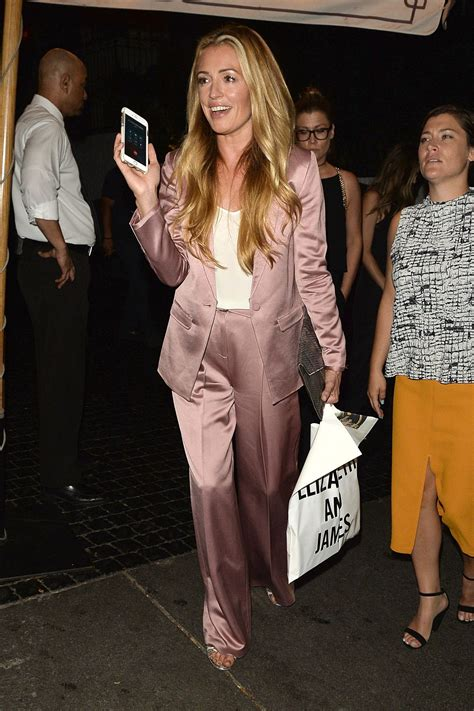 Cat Deeley At The Opening Of The Place Store Wearing Chanel by Cat Deeley At Elizabeth And Store Opening In