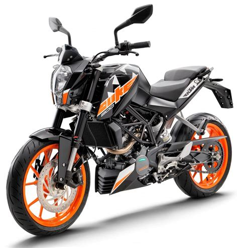 Ktm Rc Duke 200 2017 Ktm Duke 200 And Rc 200 Launched