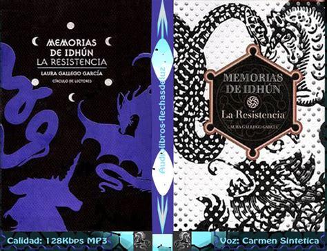 descargar memorias de idhun la resistencia memorias de idhun memoirs of idhun libro gratis audiolibros aventura fantasia audiolibro memorias de idhun 1 la resistencia multiserver