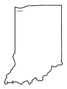 Indiana State Outline Clipart 27 state of indiana outline clip