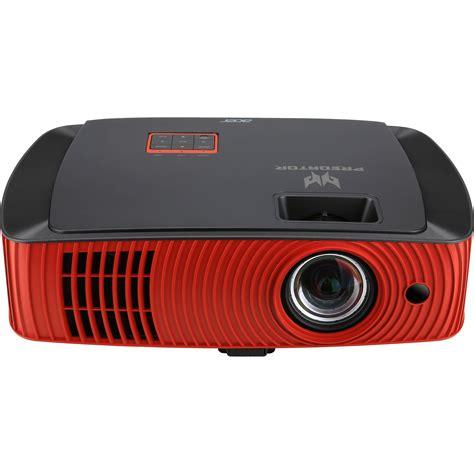 Lcd Proyektor Acer Predator acer predator z650 2200 lumen hd dlp projector mr jms11 008